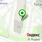 Местоположение компании Фидонтек