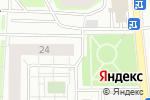 Схема проезда до компании Хмельной бочонок в Красногорске