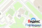 Схема проезда до компании Почтовое отделение №119027 в Москве