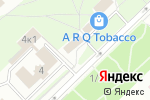 Схема проезда до компании Внуково во Внуково