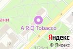 Схема проезда до компании Корона во Внуково