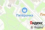 Схема проезда до компании Монетка в Москве