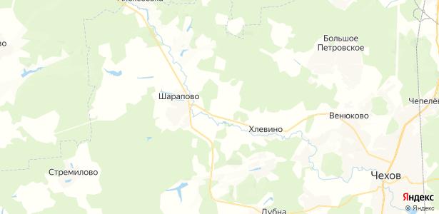 Дулово на карте