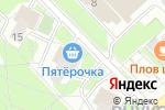 Схема проезда до компании Банкомат, Сбербанк, ПАО во Внуково