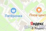 Схема проезда до компании Киоск по продаже мороженого во Внуково