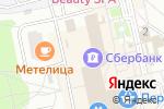 Схема проезда до компании Аполлон в Москве