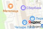 Схема проезда до компании Магазин дисков в Троицке