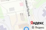 Схема проезда до компании Introitsk.ru в Троицке