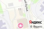 Схема проезда до компании БАЙТИК в Москве