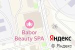 Схема проезда до компании Башмачок в Москве