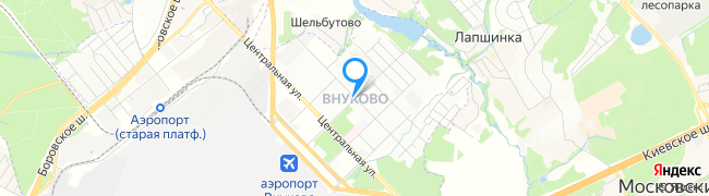 район Внуково