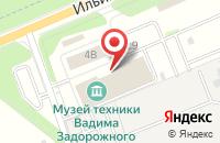 Схема проезда до компании Mo-kadastr в Архангельском