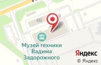 Схема проезда до компании Automotiv Emotions в Архангельском