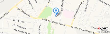 Детский сад №28 на карте Химок