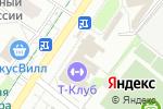 Схема проезда до компании Экоатмон в Москве