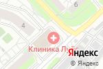 Схема проезда до компании Route в Красногорске