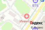 Схема проезда до компании Юрист-ТиНАО в Троицке