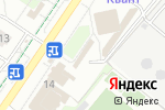 Схема проезда до компании Ивановский текстиль в Троицке