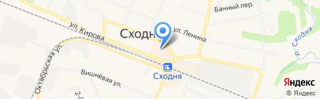 Мастерская по ремонту часов на ул. Кирова на карте Химок
