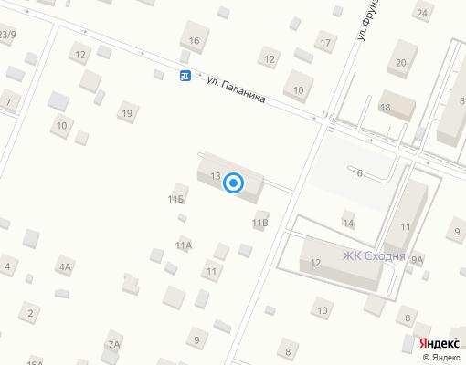 Жилищно-строительный кооператив «ЖСК Сходня-1» на карте Химок