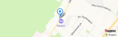 Квадратный метр на карте Москвы