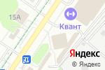 Схема проезда до компании МАГАЗИН ЦЕНТРАЛЬНЫЙ, МУП в Троицке