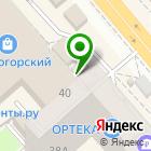 Местоположение компании Fishing-store.ru
