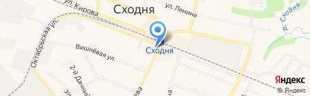 RiVcomp на карте Химок