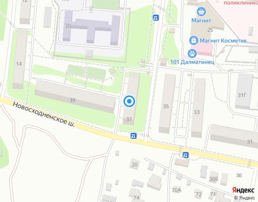 Жилищно-строительный кооператив «МЕБЕЛЬЩИК» на карте Химок