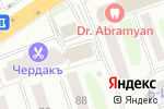 Схема проезда до компании RGBvision в Москве
