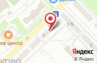 Схема проезда до компании Строительная Компания «Регионстрой» в Москве