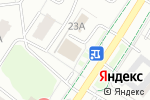 Схема проезда до компании ВТБ Страхование в Москве
