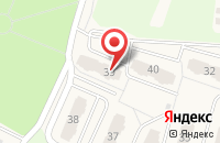 Схема проезда до компании Подъёмник в Архангельском