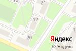 Схема проезда до компании Национальный платежный сервис в Архангельском