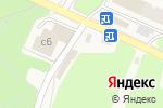 Схема проезда до компании Магазин хлебобулочных изделий в Архангельском