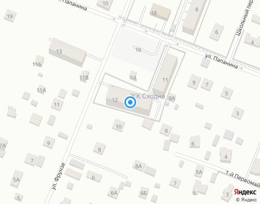Жилищно-строительный кооператив «ЖСК Сходня-2» на карте Химок