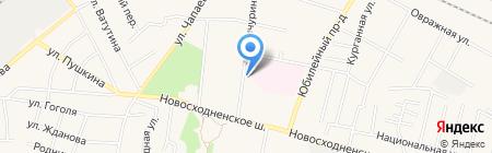 Магазин по продаже фастфудной продукции на ул. Мичурина (Сходня) на карте Химок