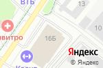 Схема проезда до компании Angelis в Москве