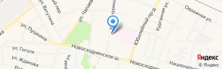 Магазин по продаже разливного пива на ул. Мичурина (Сходня) на карте Химок