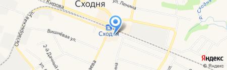 АЛЬКОР-ГРУПП на карте Химок