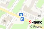 Схема проезда до компании Хлебная лавка в Архангельском