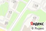 Схема проезда до компании Магазин цветов в Архангельском