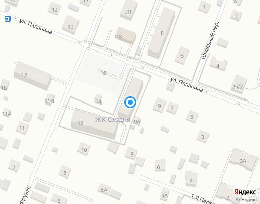 Жилищно-строительный кооператив «ЖСК Сходня-6» на карте Химок
