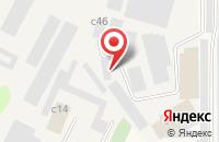 Схема проезда до компании ТД Профабразивы в Архангельском
