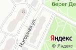 Схема проезда до компании ИнтерФинанс в Троицке