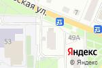 Схема проезда до компании Транскапиталбанк в Москве