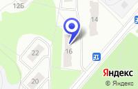 Схема проезда до компании ПТФ БАЗИС-М в Москве