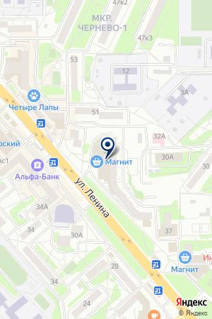 КОМПЬЮТЕРНЫЙ КЛУБ РЕГИНА на карте Красногорска