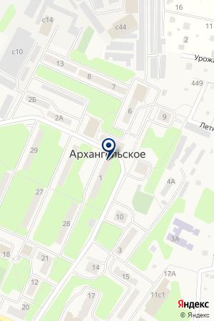 ХОЗЯЙСТВЕННЫЙ МАГАЗИН ЭФАТРАНС на карте Красногорска