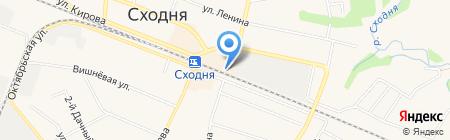 Мастерская по ремонту обуви на ул. Кирова на карте Химок